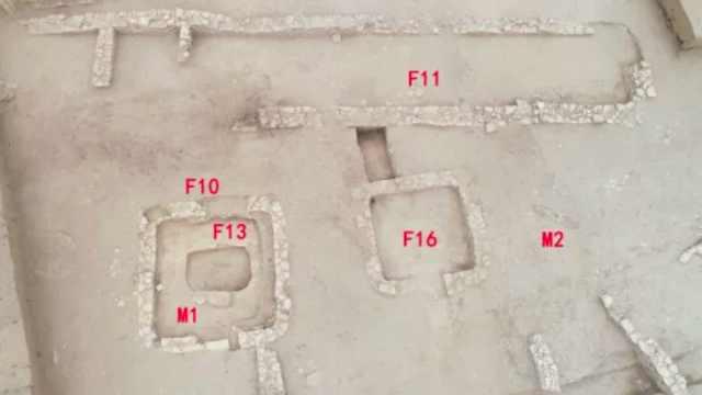 山西发掘距今约4500年寨堡遗址:三面环河,易守难攻