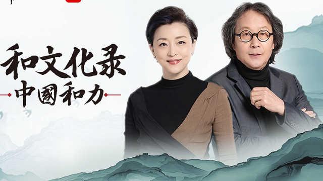 《中国和力》徐冰:不同的文化是能够和而不同、并存的(下)