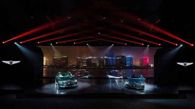 国际豪华汽车品牌捷尼赛思正式登陆中国,诠释豪华新境界