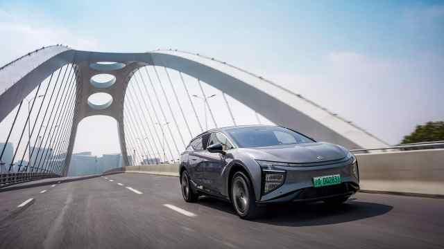 可进化超跑SUV高合HiPhi X重新定义智能汽车