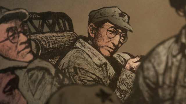 遵义会议上,由担架抬进来的他投了毛泽东关键一票