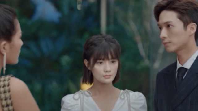 《恋恋小酒窝》:霸总护妻硬杠前女友