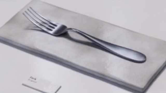 创意视频《叉子》:审视物体感知生命的艺术