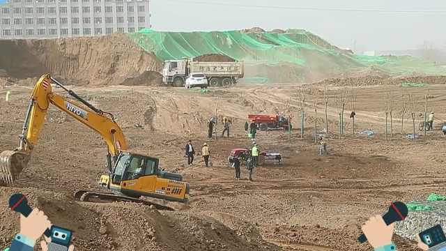 投资1.2亿!西峰区东郊湖项目预计六月底整体竣工