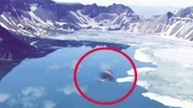 长白山天池水怪真的存在吗?为何有那么多的目击者?