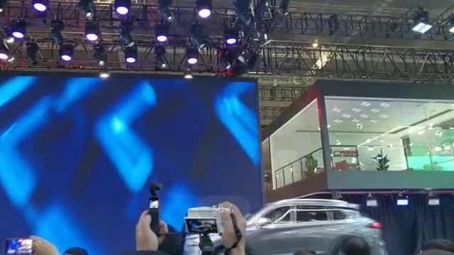 广汽传祺优化产品,GS4PLUS正式亮相,将在第三季度上市