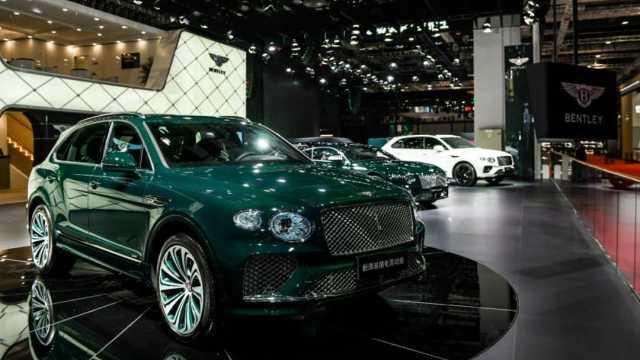 添越插混与欧陆GT Mulliner中国首秀,宾利全系电动化还远吗