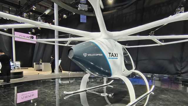 打飞的将成现实?吉利将推出租车版飞车