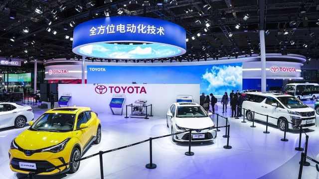 全方位电动化产品加速丰田中国事业步伐