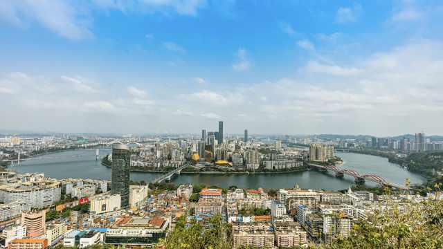"""柳州为什么被称为""""桥梁博物馆"""""""