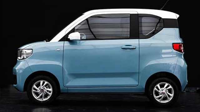 排名垫底,五菱宏光MINI EV全车都没有高强度钢?