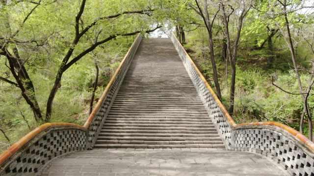 沈阳东陵为什么修108级台阶?解读有趣