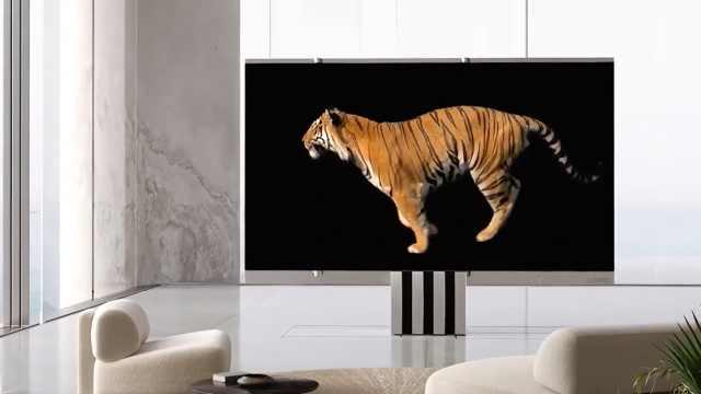 """可以""""藏起来""""的电视,165寸的视觉盛宴真香"""