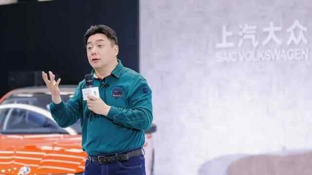 俞经民:电动车ID.4 X月销量需快速破千