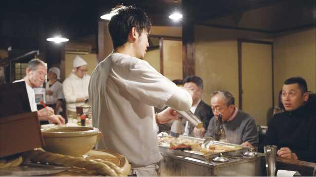 《我在京都居酒屋》作者库索:我喜爱京都的小