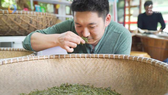 第三只眼看杭州 传统炒茶的秘密
