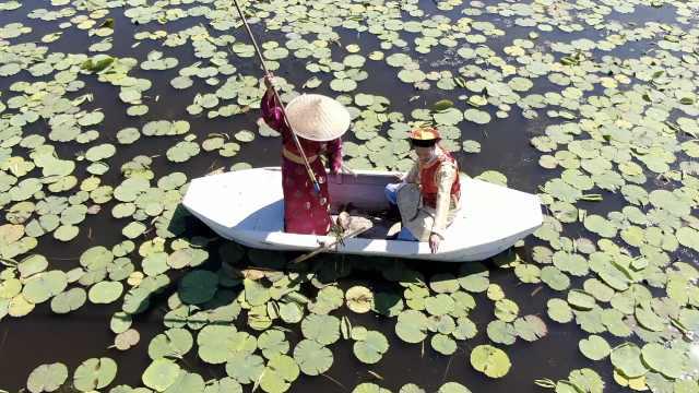 看满族人过端午节像追剧,射柳叉鱼重返渔猎时代