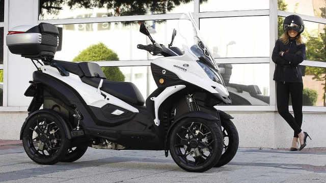 """这款四轮摩托车,让你感受""""神龙摆尾""""的快感!"""