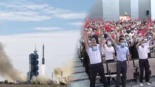 航天员聂海胜飞天,老家全村沸腾:有这样的英雄我们很自豪
