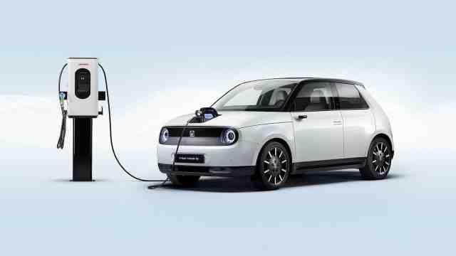 燃油车绝唱,本田宣布2040年停售燃油车