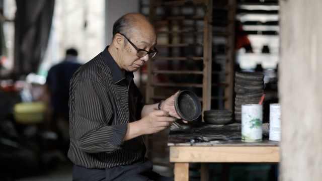 8旬老人恢复失传技艺,让日本人惊叹
