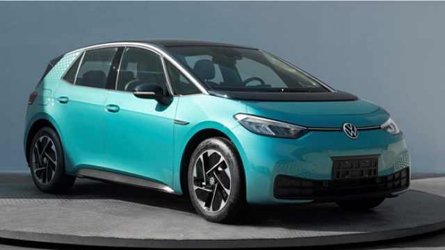 欧洲电动车销冠,国产大众ID.3值得等吗?