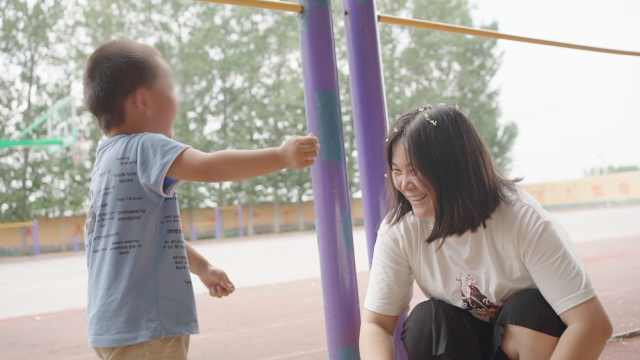 1岁娃被前夫带走藏匿396天,她接回孩子后听见脚步声都害怕