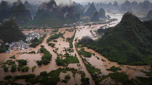 是什么原因导致中国多发洪水?