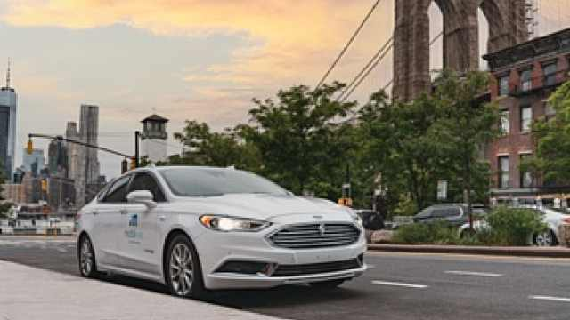 英特尔子公司Mobileye自动驾驶汽车纽约市内真实路况开跑