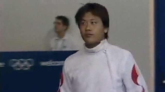 他改写中国重剑奥运史:剑道就是两强相遇勇者胜