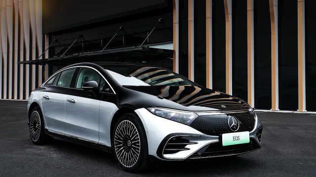 专注电动化,奔驰2030年停售燃油车