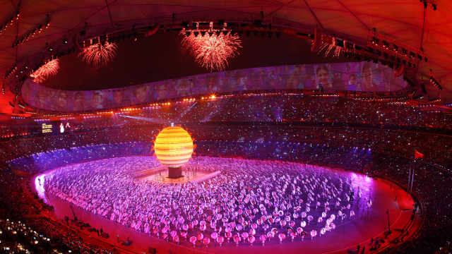 回头望月成永恒经典!盘点北京奥运会难忘时刻