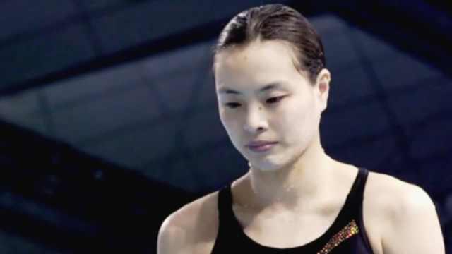 跳水皇后吴敏霞的冠军路:一步一步打破质疑