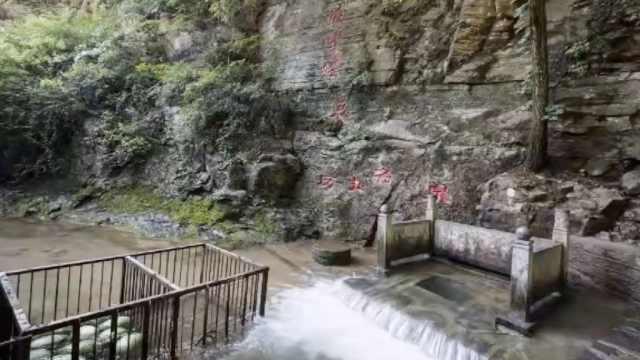 济南有口会打呼噜的泉,200米外能听见,郦道元取名已1630年
