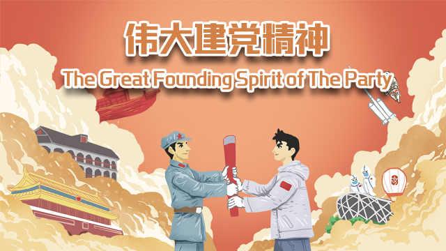 中国精神——伟大建党精神