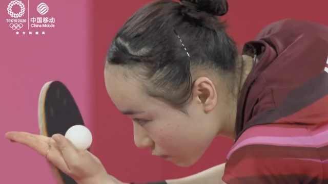 刘国梁曾点评伊藤美诚:冲击中国队的精神高于球技