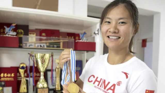 启蒙教练谈赛艇冠军吕扬 :从不服输,训练到满手茧子