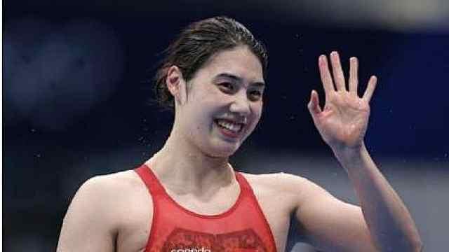 张雨霏200米蝶泳夺金!曾说在重压之下做到了最好