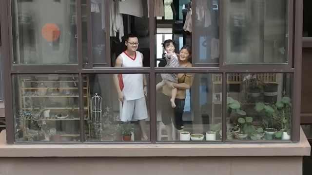 南京疫情城管小姐姐无人机喊话重出江湖:乖乖呆在家,别惹你妈