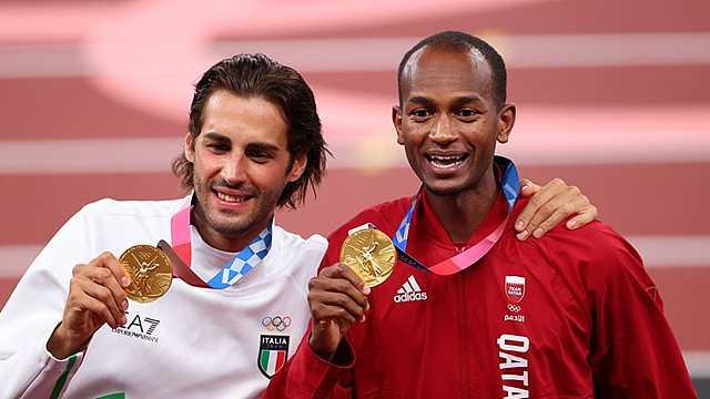 这些瞬间 不只属于奥运会