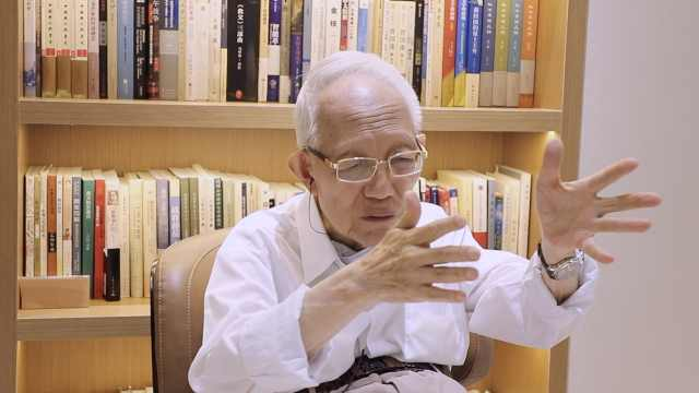 95岁院士孙钧谈治学:到现在,我一天都不敢懈怠