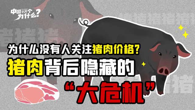 猪肉价格影响了你的工资?中国人实现猪肉自由到底有多难?