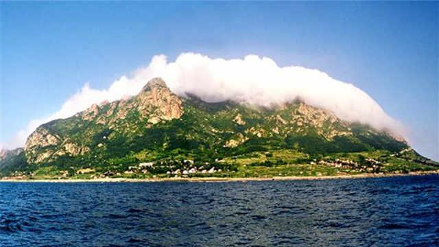 中国北方第一高岛,一片未被开发的世外桃源