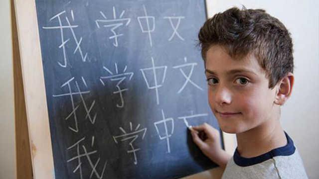 """想有好工作就要学中文!老外为了与中国接轨 """"卷""""起来了!"""