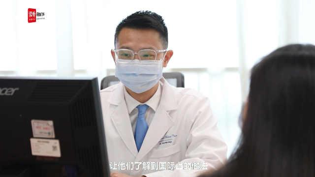 港籍医生樊敬文享跨境执业政策,9年往返深港两地