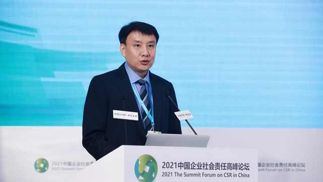 韩曦晨:ESG投资作为碳中和的重要推动力其发展将充满活力