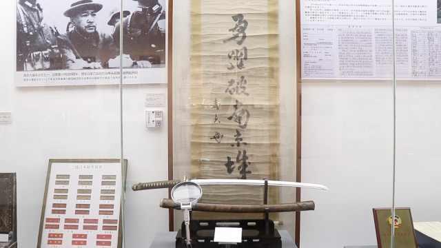 他筹建抗战博物馆15年收集6000件文物,走访2000余名抗战老兵