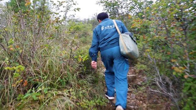 致敬!他进山区投递16年每天走7小时山路,一年要磨坏5双鞋