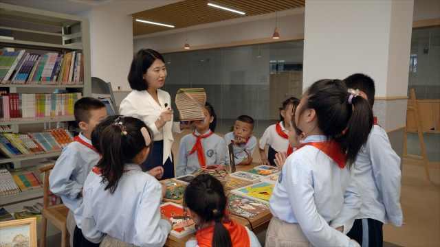 宝藏老师|数学老师把油画手办融入课堂,学生:像美术老师
