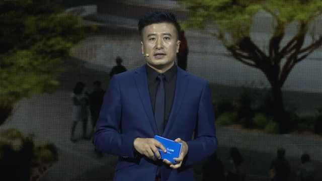 上汽邵景峰:在未来,汽车将会是个智慧体